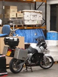 bike at James Cargo